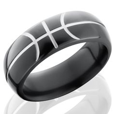 Everette future ring. Maybe not black but since he a ballet this would be perfect