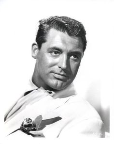 "Cary Grant---a woman's dream. Maybe his best picture was An Affair To Remember with Deborah Kerr (pronounced ""car"")."
