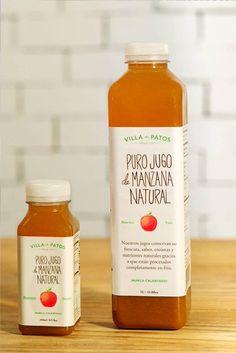 Refréscate con el jugo de manzana de @villadepatosMX #Anatole13. ¡Sin químicos, conservadores o azúcar añadida!