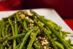 Marilu Henner's Green Bean Holiday Recipe-  - Dijon mustard, lemon, hazelnuts