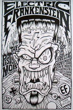Electric Frankenstein - Jeff LaChance