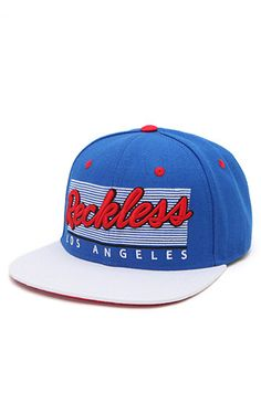 Young & Reckless Vintage Reckless Snapback Hat at PacSun.com