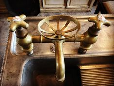 Paris on Paris, brass on zinc. The workmanship of those French manufactures is still as alive and Gorgeous as when they were new. Waterworks, Hudson Valley, Antique Brass, French, Paris, Antiques, House, Instagram, Antiquities