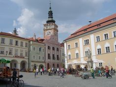Czech - Mikulov (city ​​of wine)