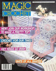 Magic Crochet No. 70