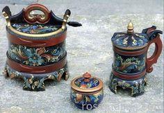 Rosemaling @ Unni Marie Rosemaling.com. Beautiful Norwegian folk art.