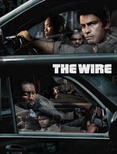 The Wire. One of the greatest shows. ever.This is the best series I have ever seen on TV showing undercover police work in Baltimore and you know how many have been on TV. This stands out from every other one.