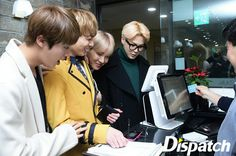 BTS On Jungkook's Graduation Day! JK paid for their meal! (170207 - Naver STARCAST Article - m.star.naver.com/bts) ❤ #BTS #방탄소년단