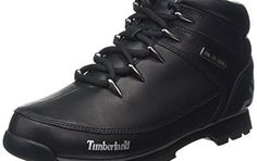 Timberland Euro Sprint Hiker, Bottes Chukka Homme, 42 EU: Matière : Cuir Fermeture : Lacets Saison : Automne Hiver Cet article Timberland…