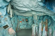 Inside the Crystal Caves in Atherton, Queensland, Australia