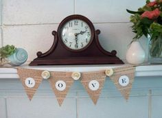 Personalized Vintage Paper Banner  Customized Your by StudioToto