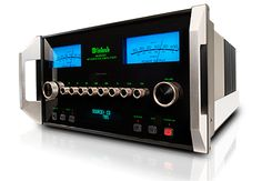 McIntosh Integrated Amplifiers combine our legendary power amplifiers & preamplifiers into one space saving unit & can power a home audio system for years. Equipment For Sale, Audio Equipment, Karaoke, Mc Intosh, Speaker Amplifier, Sonos Speakers, Cd Player, Audio Sound, High End Audio