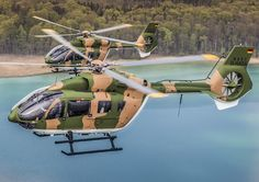 H145M helicopters of the Royal Thai Navy