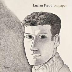 Lucian Freud on paper