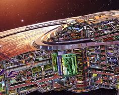 Enterprise E cutaway poster by Star Trek illustrator Christopher James Cushman I own this poster and I love it. You might be able to find one on ebay if you're lucky