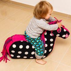 Foto zu Schnittmuster Reittier Pferd von Frau Scheiner