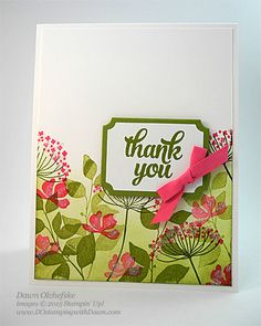 Control Freaks Blog Tour July 2015 projects by Dawn Olchefske #dostamping #stampinup