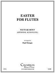 Easter for  4 Flutes