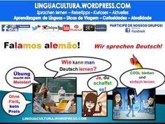 Lernen Sie Deutsch mit uns! APRENDA ALEMÃO CONOSCO em Stuttgart - LERNEN MIT SPASS!