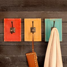 Entryway Coat Hook Bunk House Three Piece Set by SlippinSouthern
