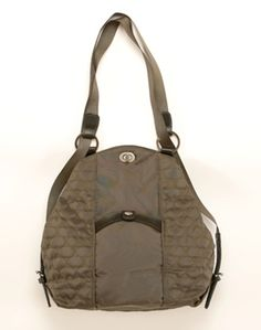Mosey Convertible - love this purse! Mosey bags are lightweight, smartly constructed and recycled!