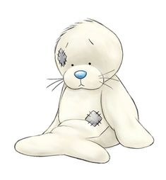 Whiskers... the smooth-talking Seal who'll chat his way out of any situation... but he'll never get you caught up in anything fishy!
