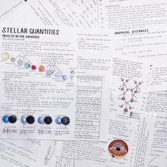 "sushi-studies: "" Astrophysics ☄☄ """