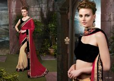 Saheli Couture Enchanting Modern Indian Saree Collection (14)