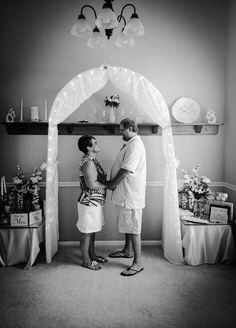 Eric & Stephanie got married! 7-27-15 #WeddingOfficiantIndianapolis #getmarriednow  #truelove