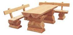 Znalezione obrazy dla zapytania komplety ogrodowe Picnic Table, Wooden Toys, Bali, Pergola, Crafts, Furniture, Home Decor, Wooden Toy Plans, Wood Toys
