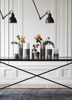 Black Marble, Dining Table, Table Decorations, Furniture, Home Decor, Image, Dinning Table, Pictures, Interior Design