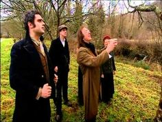 Edwardian Wassail, the origins of wassailing: Ronald Hutton warbles in his latest video extract from the Edwardian Farm, as the humble apple tree is Wassailed to blooming health in order to guarantee a prosperous future harvest.
