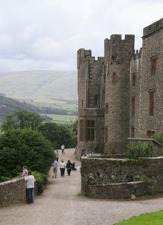 Muncaster Castle, UK - ancestral home of the Pennington family