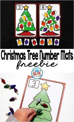Christmas Tree Numbe