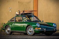 Barn find: restored 1969 Porsche 912