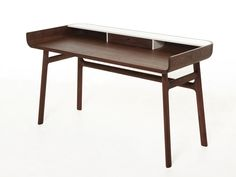 luca nichetto presents own brand for de la espada at maison&objet Home Office Furniture Design, Diy Furniture, American Interior, Modern Desk, Office Desk, Home Goods, Branding Design, House Design, Interior Design
