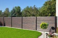Progres Ogrodzenia Częstochowa :: Galeria :: Ogrodzenia drewniane - bramy uchylne, bramy dwuskrzydłowe, bramy wjazdowe