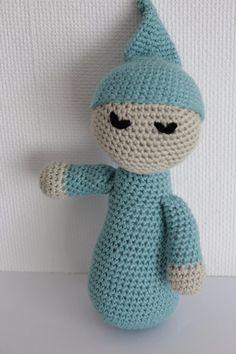 kuscheltiere sleepy doll ein designerstck von hoepnerjenny bei dawanda - Ngel Muster Selber Machen