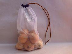 Sacs réutilisable pour fruits - légumes : Autres sacs par tiaki