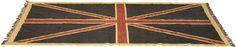 Teppich Union Jack Vintage 180x270 #kare #wien #austria #teppich #unionjack #carpet