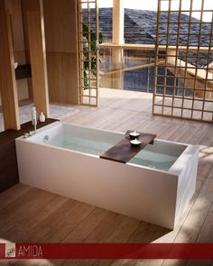 Quando lo stress si fa sentire, nulla è più efficace di un bel bagno: scopri le nuove vasche Glass e crea il tuo angolo relax!