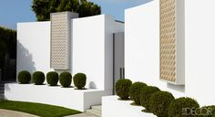 Art Deco Home Exteriors | Fresh Take on Glamour: Chad Eisner's LA Design