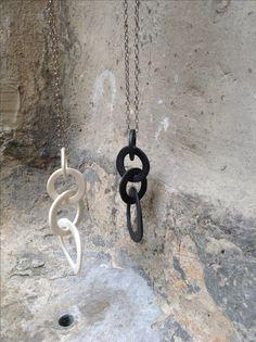 Elena Giustozzi - porcelain necklace