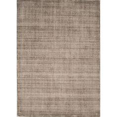 Summit By Rug Republic Wool Tan Solids/Handloom Area Rug