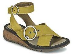 Fly London Women's Tubb Sandals