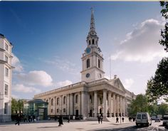 201. Church of St. Martin-in-the-Fields – London, England