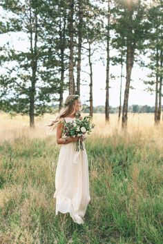 Love the dreamy quality of these wedding shots by Tessa Barton