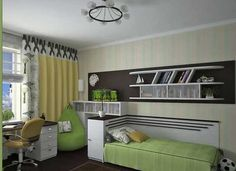 Kids Room Decorating Ideas For Young Boy And Girl Sharing One Bedroom    Kids Room Ideas