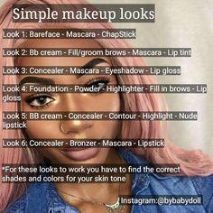Gorgeous Makeup: Tips and Tricks With Eye Makeup and Eyeshadow – Makeup Design Ideas Makeup Goals, Makeup Inspo, Makeup Ideas, Makeup 101, Makeup Hacks, Drugstore Makeup, Makeup Tutorials, Eyeliner Hacks, Makeup Guide