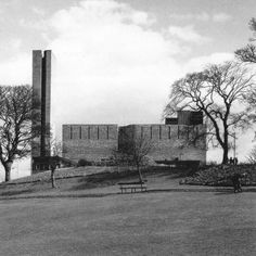 St Bride's RC Church | 1964 | East Kilbride, Lanarkshire | Gillespie Kidd and Coia